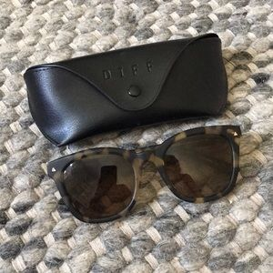 DIFF Ryder polarized sunglasses